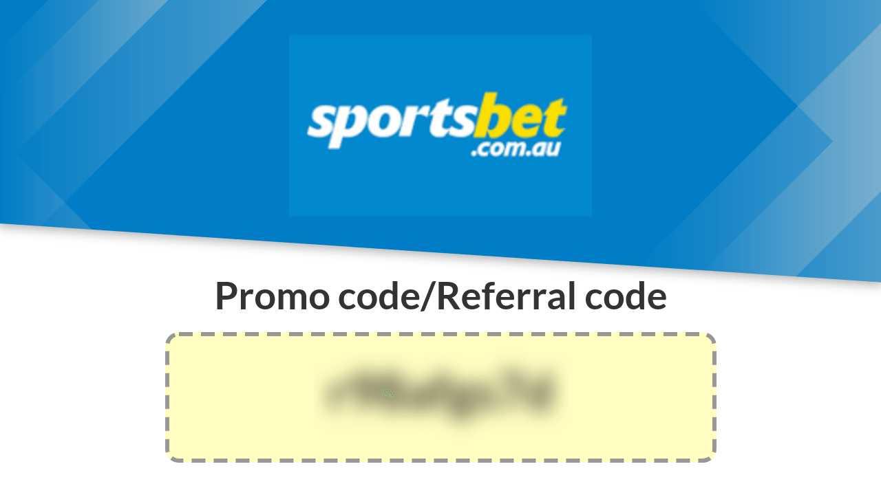 Sportsbet promotions