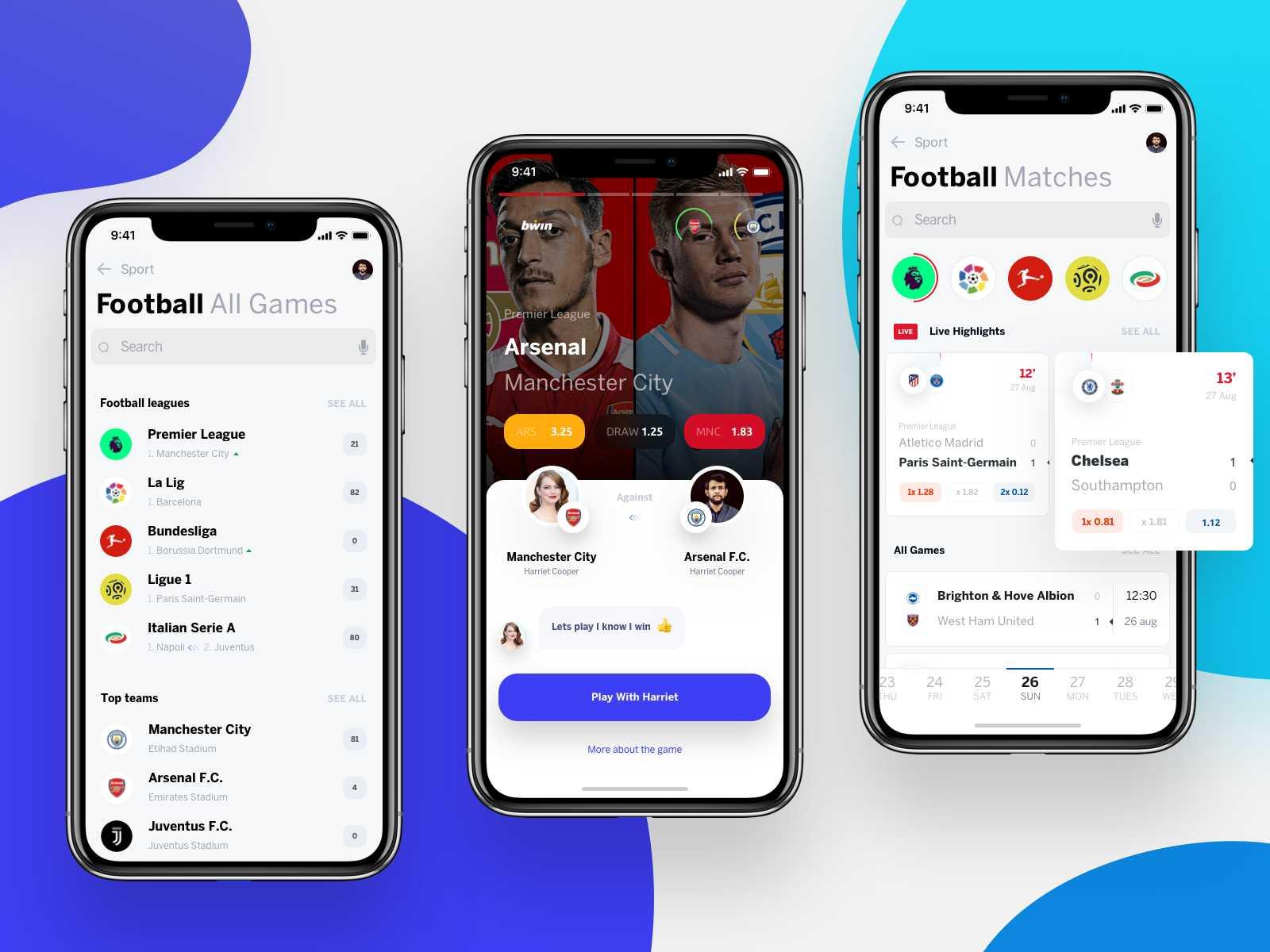Bwin app far iOS