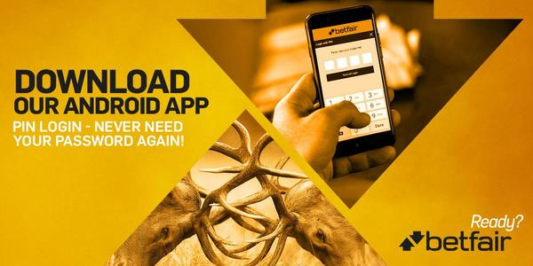 Betfair sports app Android