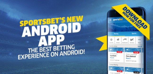 Sportsbet app Android
