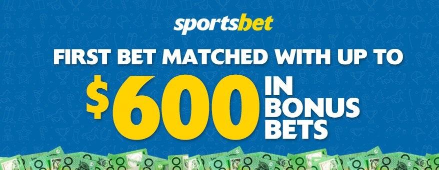 Sportsbet bonus