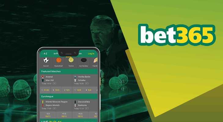 Bet365  iOS mobile app