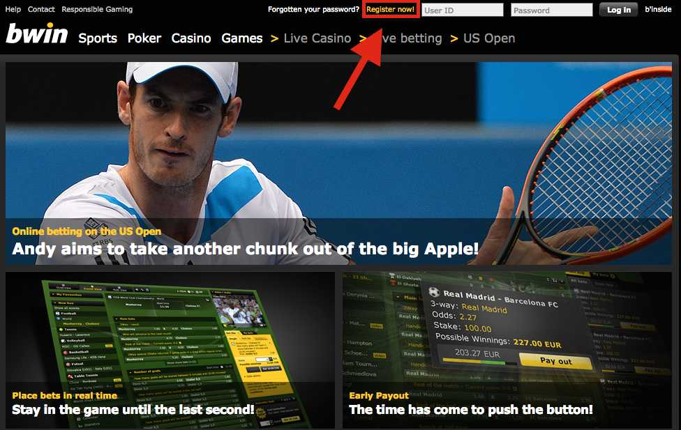 Bwin register in the Philippines