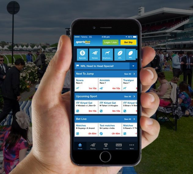Sportsbet app in the Philippines